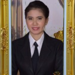 นางสาวสายพิณ  ต๊ะมาศรี ตำแหน่ง เจ้าหน้าที่ธุรการฝ่ายวิชาการ
