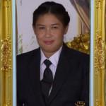 นางบงกช   มานันชัย  ตำแหน่ง แม่บ้านโรงเรียน